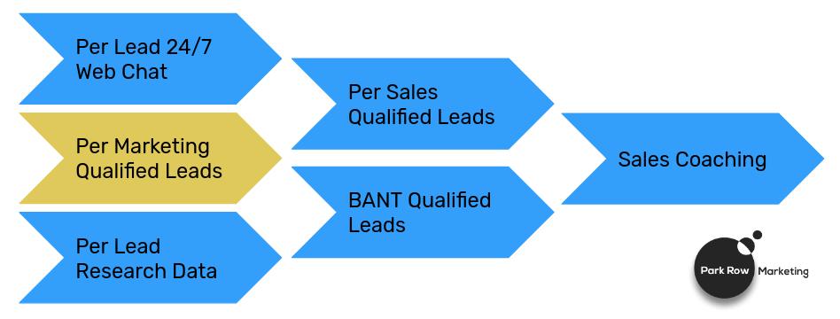 Pay Per Lead Marketing Qualified Lead Generation
