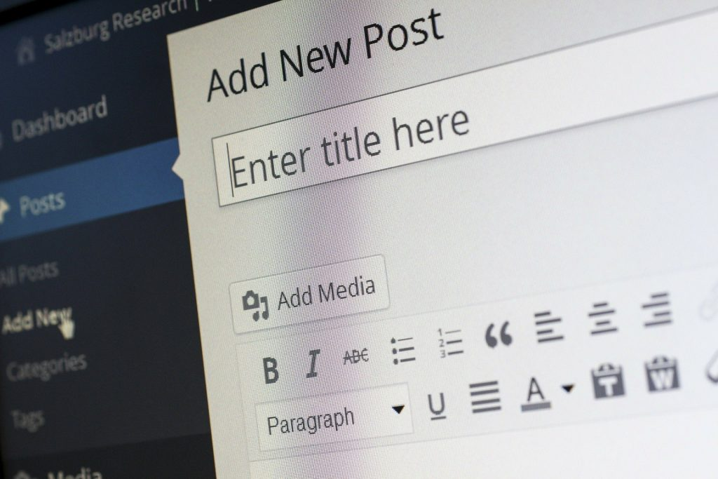 keyword optimised content